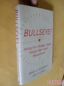 英文原版     Bullseye! : Hitting Your Strategic Targets Through High-Impact Measurement