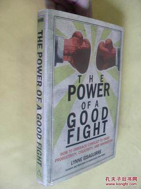 英文原版     The Power of a Good Fight by Lynne Eisaguirre