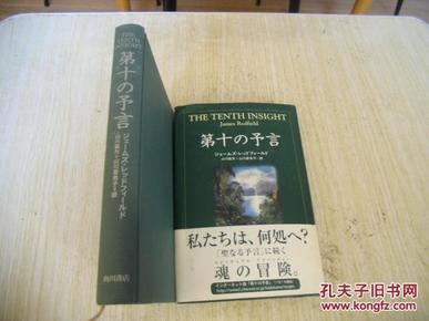 日文原版     第十の予言 1996/6 レッドフィールド,ジェームズ、 Redfield,James