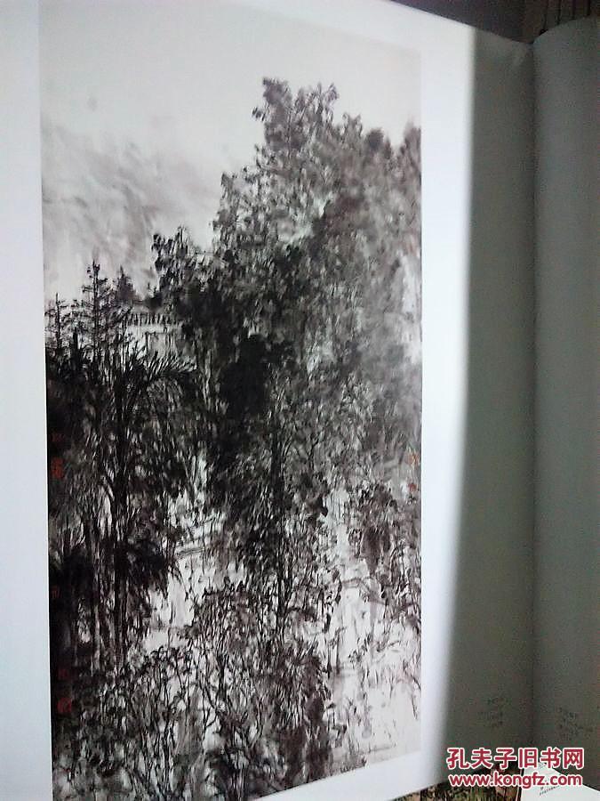 岭南风格·当代名家山水画作品集图片