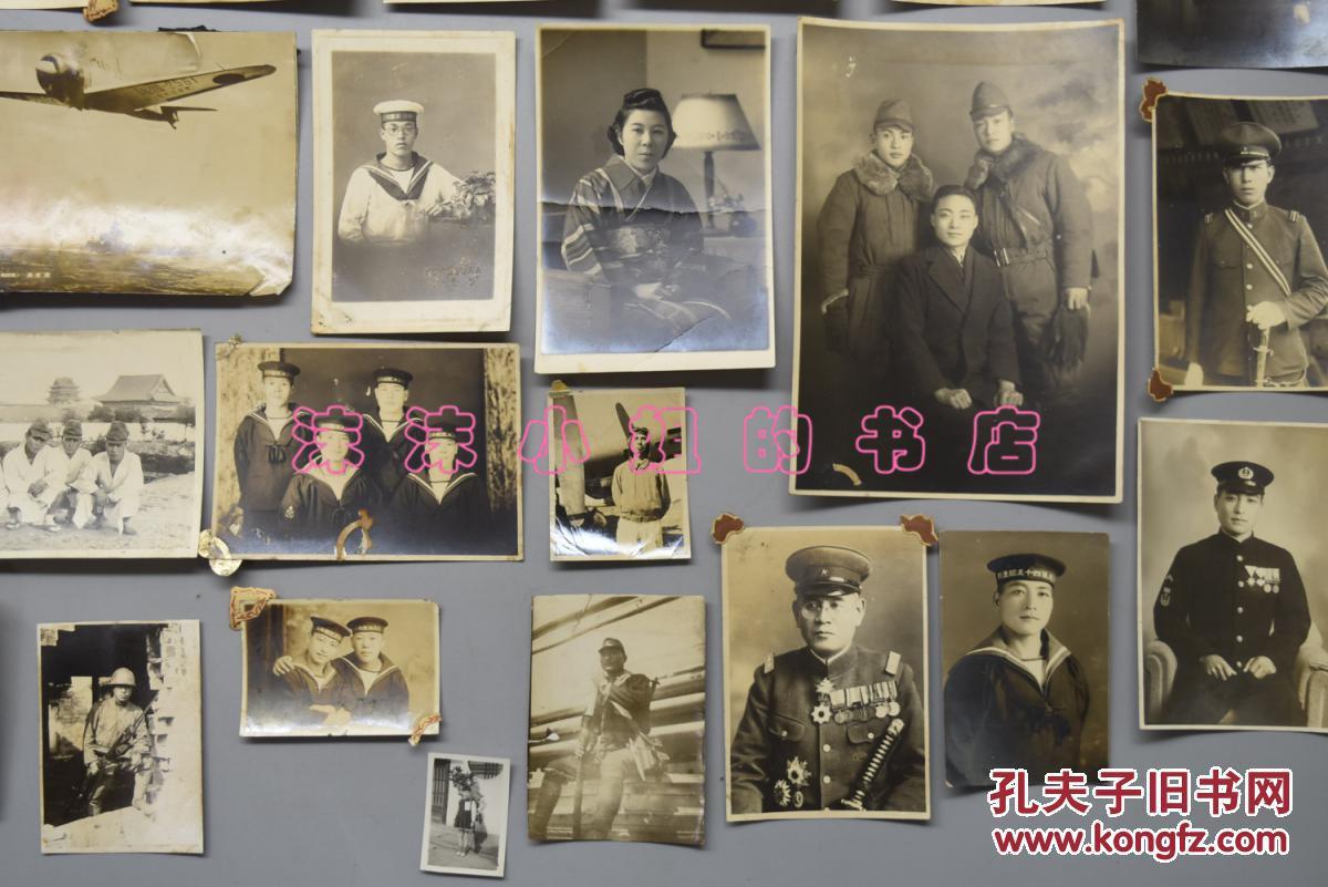 日本军人照片