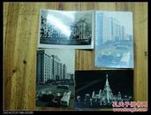 1666: 1957-60年  外国街头建筑风景明信片—— 4张