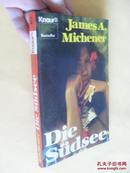 德文原版     Die Südsee. Roman by James A. Michener