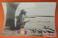 伪满洲国时期日本关东军侦察兵在野外侦察