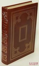 1980年美国出版,劳伦斯,斯特恩著作《项狄传 》大量版画插图,精装24开
