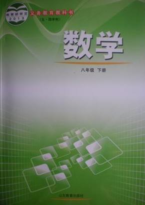 2016最新 五四制鲁教版初中8八年级下册数学课本 山东教育出版社54制图片