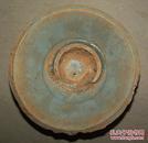 宋代   益阳   羊舞岭窑   青白釉碗碟 [高3cm径11.4cm]