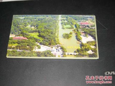 明信片:扬州风光邮资明信片10全(带封套2010年的).