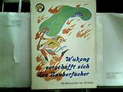 Wukong verschajjt sich den Zauberjacher 三借芭蕉扇,(德文版)