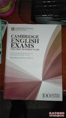 Cambridge  English  Exams the First