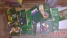 英汉双语:远大前程、双城记、圣诞欢歌、象人、鲁滨逊漂流记、简爱16本合售(包邮)