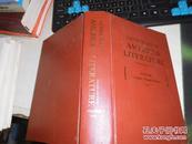 英文版《美国文学选-第一卷1部分》