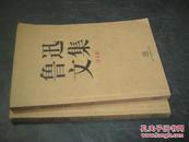 鲁迅文集 杂文卷 小说 散文卷 全二册