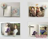 【全新十品正版书】24开大型书《岩色——左岩传记、写真集,彩色》绝对正版!谨防盗版书!