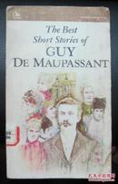 英文原版莫泊桑短篇小说佳作选 The Best Short Stories of Maupassant