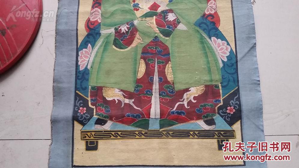 清朝皇后手绘图片_清代皇帝像】纯手绘