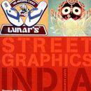 印度街头涂鸦艺术 印度街道文化Street Graphics India