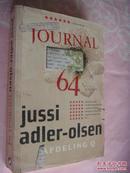 丹麦语原版 JOURNAL 64 基本算全新 大厚本,很重