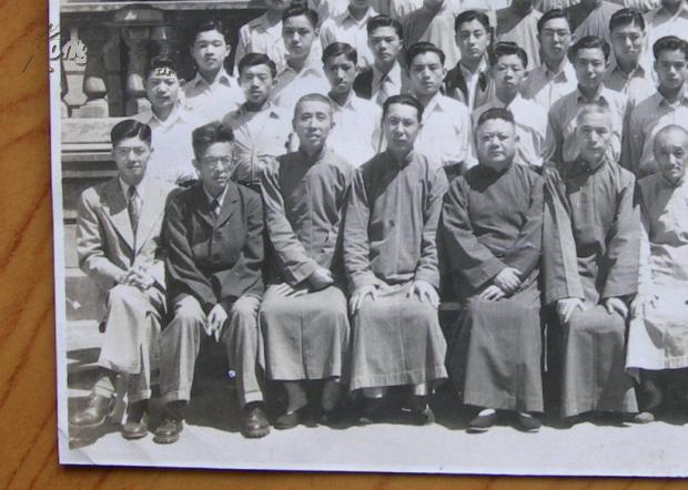 民国老照片:民国沧州名校上海民立高中(上海私立民产中学,清光绪八中属于中学哪里上海图片