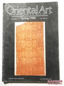 英文原版杂志东方艺术Oriental Art 1988 No.1