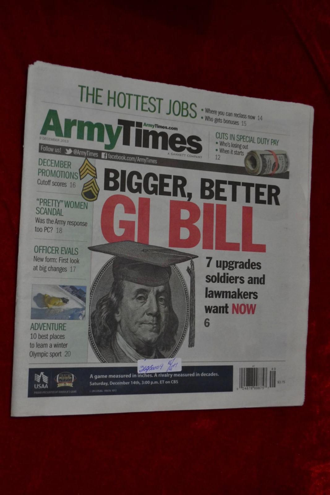 WWW_ARMYTIMES_COM_army times 陆军时报 2013/12/09 军事报 军事报纸