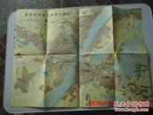最新武汉市旅游交通图