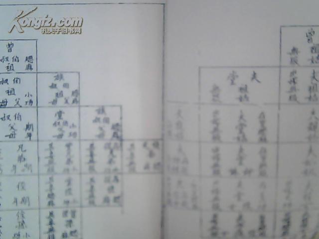 王氏族谱.卷图片
