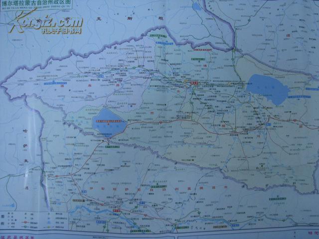 州�9k�yley�.���X{�zy_《博尔塔拉蒙古自治州交通商旅图,博尔塔拉蒙古自治州政区图,博乐市区