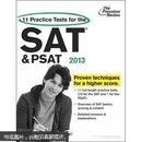 【现货特价】11 Practice Tests for the SAT and PSAT, 2013 Edition (College Test Preparation)9780307944818