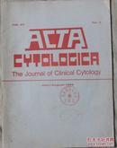 The Journal Of Clinical Cytology(临床细胞学杂志  1983年第27卷第1、2、4三期)  英文原版   725