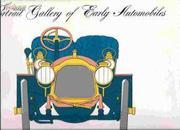 《经典老爷车图库》/早期汽车图片库: 1853—1915/100面彩色图版/Portrait Gallery of Early Automobiles