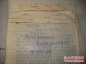 复写纸-1966年乐亭县王庄公社四清运动史料-工作队指导员刘广付的体会