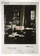 【赛珍珠纪念馆】赛珍珠签名照片/ 17.2*12.8厘米, 附保真证书/ Pearl S. Buck / 赛珍珠