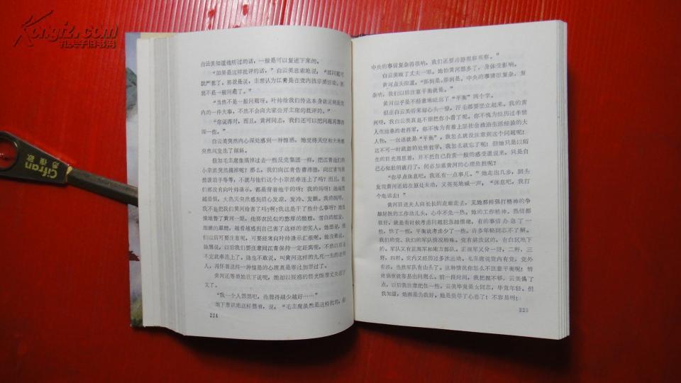 将军浮沉录(北京长篇小说创作丛书) 精装 1993年1版1印 700册 非馆藏