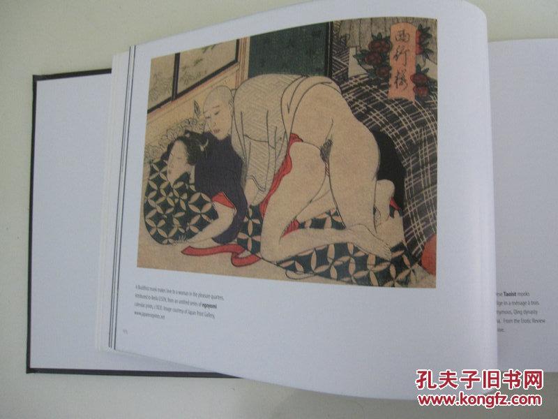 日本情色ddd42_2008年英文《解读日本情色艺术》---收录100余副各时期日本彩色春宫画