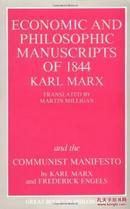 1988年出版《The Economic and Philosophic Manuscripts of 1844 and the Communist Manifesto