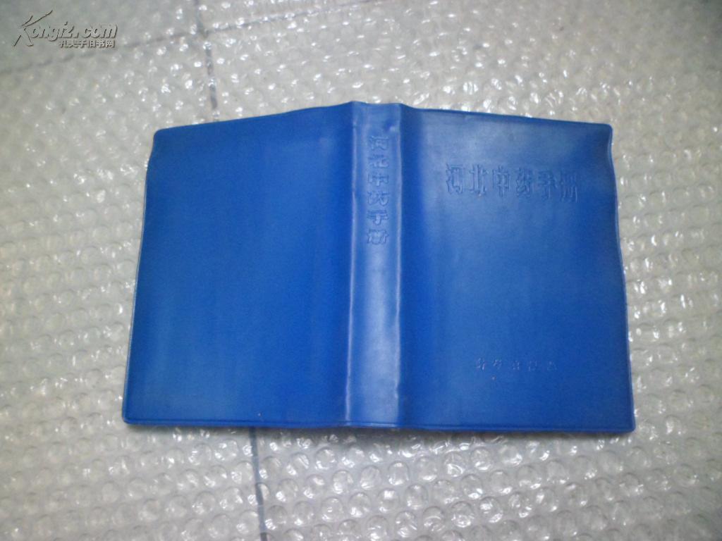 河北中医手册图片