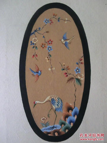 【图】民国地毯手绘图15