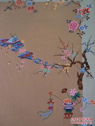 【图】民国地毯手绘图11
