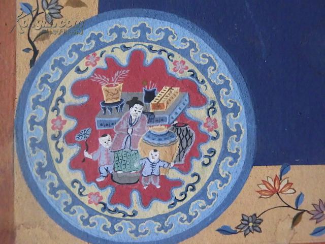 【图】民国地毯手绘图17