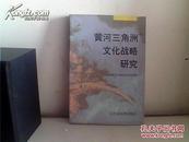 黄河三角洲文化战略研 书皮上面磨损一点其它够95品 如图