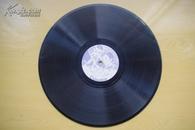 日本老唱片1张