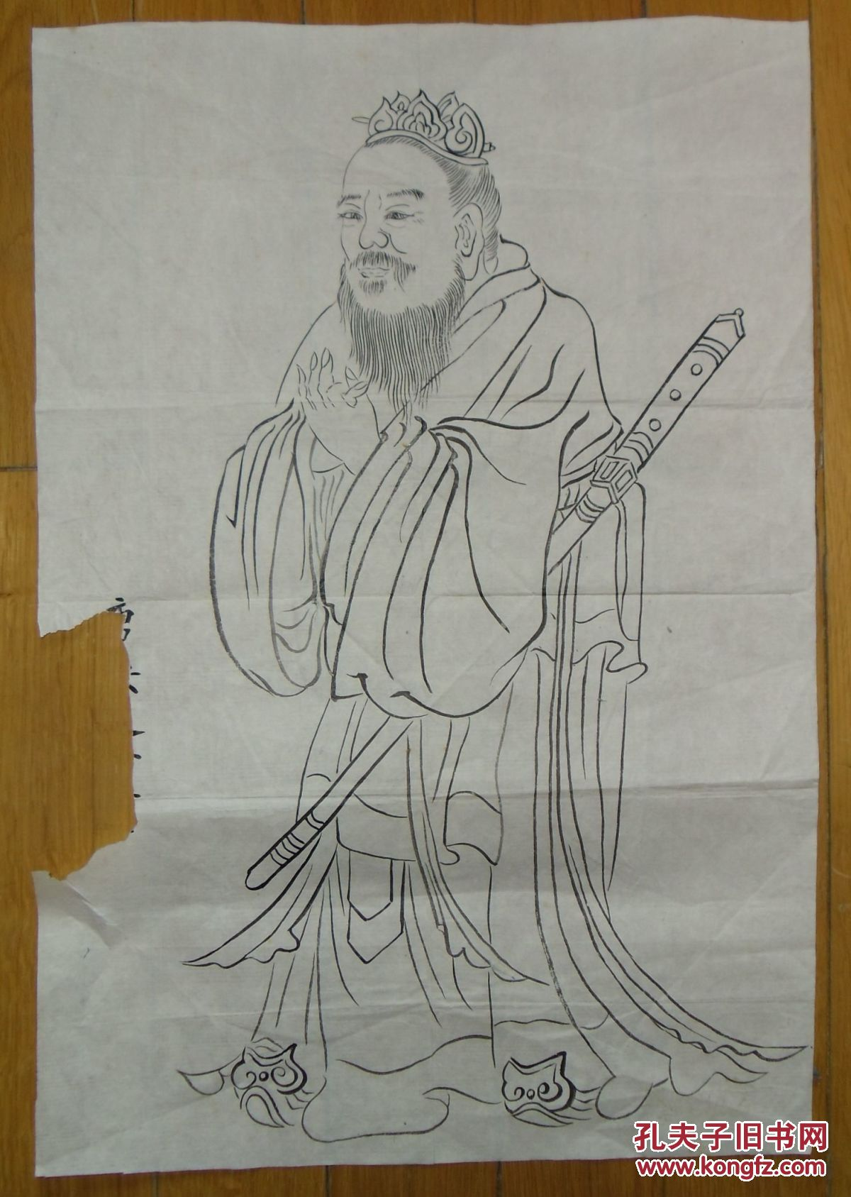 中国古代神话图谱_古代人物素描画像图片展示_古代人物素描画像相关图片下载