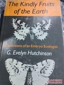 现代生态学之父、耶鲁大学传奇生态学家哈钦森(Hutchinson.)经典著作:地球的果实