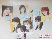 歌手 金莎 明信片一套8张 带封套