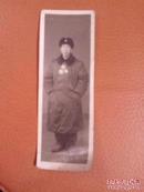 【老照片】棉大衣军人照