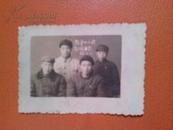 【老照片】兄弟四人于张掖留影63.3.15
