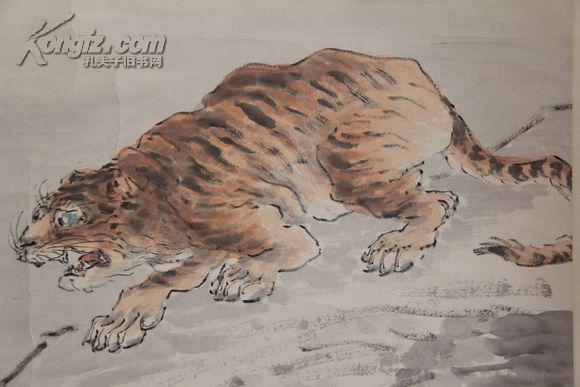 一只老虎多少钱