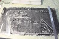 舊拓片:山東《登州府蓬萊閣墨跡拓存》一包12張 尺寸較大