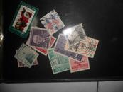 收来一册邮票 具体情况 自己看 本人不懂 补图 全部上图